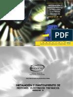 Instalacion y mantenimiento de motores electricos trifasicos (Intecap).pdf