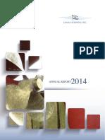 Diana Shipping Financial Report 2014 1