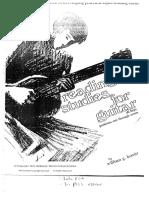 Reading Studies for Guitar - William Leavitt.pdf