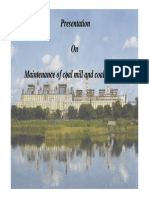 Coal Mill and Coal Feeders