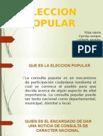 Eleccion Popular