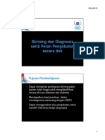 PDCI Core Kit 7 Skrining Dan Diagnosis [Compatibility Mode]