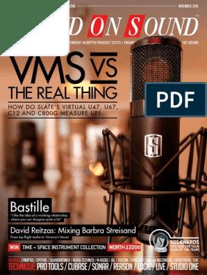 dcb-sos1116 pdf | Microphone | Sound Technology