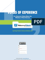 Voices of Experience Talent eBook