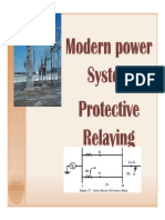 Modern Power System Protective Relay REV04