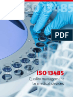 Iso 13485 Medical Devices 2016