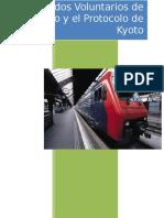 Kyoto Mercados Voluntarios-Bonos de Carbono