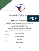 Informe Metodos Iterativos Vintimilla Alexis MN