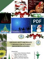 Drogas Antitumorales elaborado por JUAN CARLOS MENDOZA ALBERTO