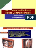 Clase 10. BIE-Monitores.hidrantes.sistemas.