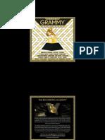 Digital Booklet - 2016 GRAMMY Nominees
