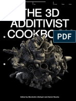 The 3D Additivist Cookbook