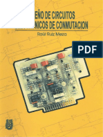 Diseño de Circuitos Electrónicos de Conmutación - Raúl Ruiz Meza