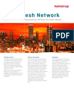 Radio Mesh Network - Brochure - English