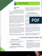 Estructura Impositiva Española