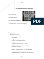 Chapter 8. Switched-Inductor Supplies With Design Insight and Intuition (Power IC Design)