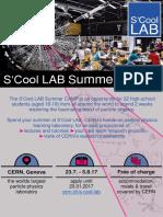 SCoolLAB Summercamp 2017