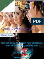 Powerpoint Neuroblatoma
