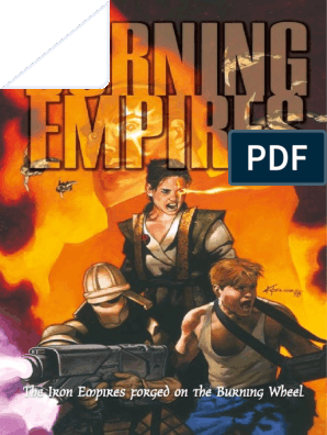 Burning Empires - Core Rules pdf | Dice | Earth