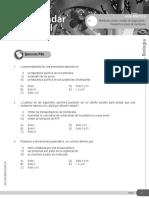 Guía Práctica 6 Membrana Celular Modelo de Organización. Transporte a Traves de Membrana