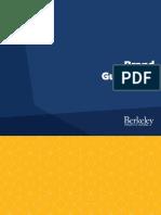 Brandbook Berkeley