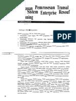 BAB 2 - Tinjauan Pemrosesan Transaksi Dan ERP
