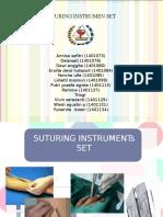 Alkes Kelompok 1 Suturing Instrumen Set(1)-1