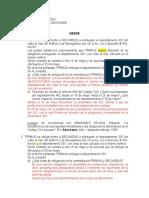 Derecho Civil Vi (Obligaciones) - Tema 10 [Casos Resueltos]