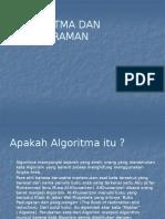 Algoritma Dan Pemograman