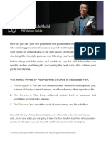 The Better Life Model PDF Action Guide