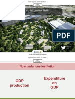 GDP Presentation Q1 2016
