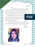 parent letter pdf