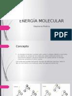 Energía Molecular