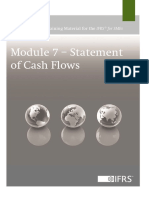 Module 7 Version2011 1 Cash Flows