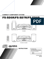 Combina Jvc Fs-sd9r
