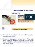 Murabaha MBL