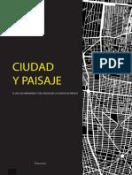 Ciudad y Paisaje