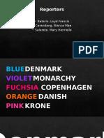 Denmark Ppt