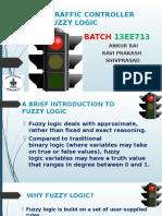 smart traffic control