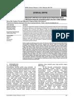 Pemodelan Inflasi Dan Kajian Impor-ekspor Berbasis Lokasi Di Provinsi Riau Dan Kepulauan Riau