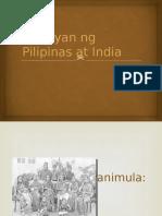Ugnayan Ng Pilipinas at India