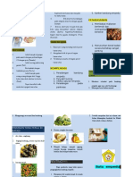 Leaflet Diet Rendah Lemak
