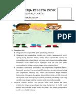 LKPD Alat-Alat Optik