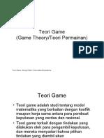 Teori Game