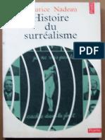 Nadeau Maurice Histoire Du Surréalisme 2014