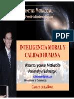 Inteligencia Moral y Calidad Humana - Carlos de la Rosa.pdf