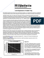 Cabletrays Institute Technical Bulletin2