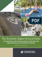 2015 Economic Impact Study Summary