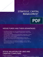 Strategic Capital Management