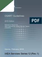 OSART Guidelines 2015